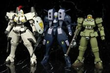 Robot Spirits Tamashii Gundam Wing TV Series Tallgeese I Aries & Leo Lot of 3