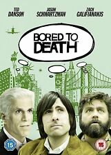 NEW Bored To Death: Season 1 (2 Discs) (DVD) (C-15) HBO