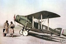 Australian Air Force World War 1 Palestine Ross Smith Bristol Fighter 1918 7x5""