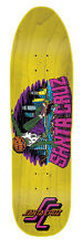 Santa Cruz Jeff Kendall PUMPKIN 2 Skateboard Deck YELLOW