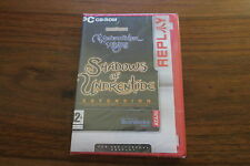 NEVERWINTER NIGHTS SHADOWS OF UNDRENTIDE             --   NEUF -----   pour PC
