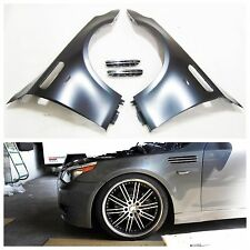 2004-2009 BMW E60 M5 STYLE FRONT LEFT AND RIGHT FENDERS FOR 5 SERIES SEDAN WAGON