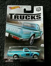 2016 Hot Wheels Car Culture TRUCKS - Datsun 620
