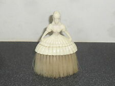 Old Celluliod Woman Brush Clothes Cleaning Brush Hairdresser Advertising