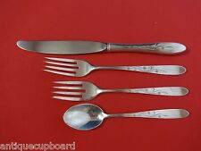 CYNTHIA BY KIRK STERLING SILVER REGULAR SIZE PLACE SETTING(S) 4PC
