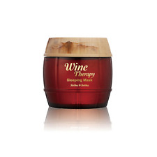 [Holika Holika] Wine Therapy Sleeping Mask - #1 Red Wine