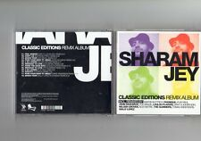 Sharam Jey - Classic Editions Remix Album - CD NEUWERTIG - HOUSE ELECTRO MINIMAL