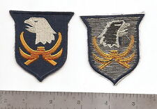 #249 US ARMY 101 DIVISION PATCH OLD TYPE BEFORE AIRBORN