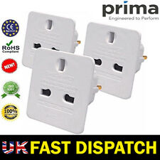 3 2 PIN PLUG TRAVEL ADAPTER Universal UK to AU US USA CHINA AUSTRALIA EUROPE 10A