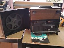 DUAL 8mm *KODAK M67 INSTAMATIC MOVIE PROJECTOR* w/Take-up Reel, Parts