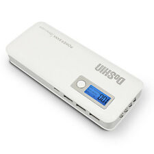 DoSHIN 50000mAh Power Bank 4 LED LCD Portable External Battery Charger New Style