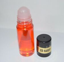 Perfume Body Oil 1oz two drop Lasts All Day!! ED HARDY Type for Women