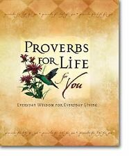 Proverbs for Life for You, Zondervan Bible Publishers, Michael J. Foster, Good B