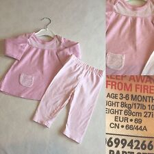 Baby Girls Clothes 3-6 Months - Cute  Outfit - T Shirt Top & Leggings