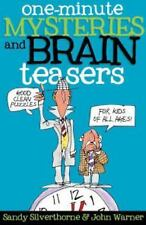 One-Minute Mysteries and Brain Teasers: Good Clean Puzzles for Kids of All Ages