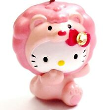 Hello Kitty Swarovski Elements Crystals Lion Baby Japan Pendant Charm