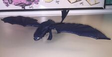 How To Train Your Dragon Night Fury Toothless 2010 Figure Walmart