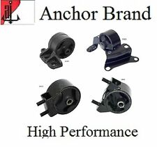 4 PCS Motor & Trans. Mount For 1997-2003 Ford Escort 2.0L Automatic Transmission