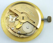 Bulova 11AOACD Automatic Wrist Watch Movement - Sold for Parts
