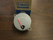 NOS OEM Ford 1957 - 1960 Truck Pickup Temperature Gauge 1958 1959 Painted Face