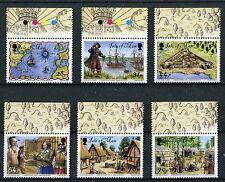 isola di man 4 centenario primo insediamento inglese in america 1411-6 MHN