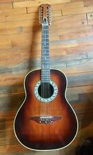Early Ovation 12 String