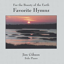 Favorite Hymns by Jim Gibson, solo piano