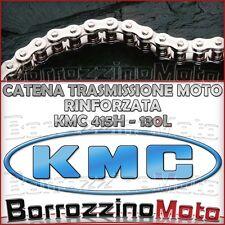 CATENA DI TRASMISSIONE KMC PASSO 415 130 L MAGLIE BENELLI 50 GENTLEMAN MAGNUM