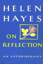 Helen Hayes On Reflection An Autobiography - HC w/DJ 1968