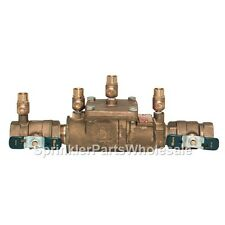 "Watts 3/4"" 007M3-QT Double Check Valve Backflow Preventer Assembly 0062020 DCA"