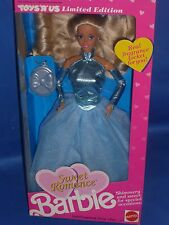 ♥ NRFB 1991 Limited Edition Sweet Romance Locket Barbie Traum hellblau m Duft