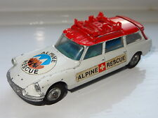 CORGI ALPINE RESCUE CITROEN SAFARI - 513