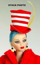 "Dr. Seuss The Cat's Hat Tonner 16"" Fashion Doll Monica Merrill LE500 NEW NIB"
