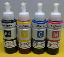 400ml Bulk Refill Ink for Epson Compatible L101 L130 L220 L310 T664 USA Ship