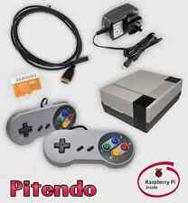 RetroPie Pitendo Game Console NES Classic Mini SNES N64 Sega PS1 Raspberry Pi 3