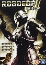 ROBOCOP Trilogy DVD Complete Collection Box Set 1+2+3 ROBO COP New Sealed