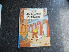 belle reedition tintin les cigares du pharaon