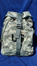 1 NEW ACU SUSTAINMENT POUCH ACU MOLLE 2 USA GI ISSUE IN SEALED BAG!