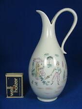 Schöne 50´s design Gerold & Co. Porzellan Vase / porcelain vase   19 cm