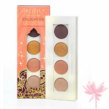 Pacifica Enlighten Eye Shadow Palette 100% Vegan & Cruelty Free. FREE P&P