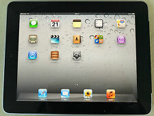 Apple iPad 1. Generation Wi-Fi + 3G 32GB, WLAN + 3G (Entsperrt), 24,6 cm (9,7...