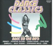 2 CD album DANCE CLASSICS back to the 80 's CHAKA KHAN TY7