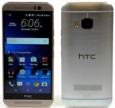 HTC One M9 32GB Smartphone Gold On Silver - T-Mobile: Good Shape