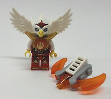LEGO Legends of Chima - Eris (Feuer Outfit) - Figur Minifig Adler Eagle 70142