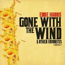 Gone With The Wind & Other Favorites - Eddie Harris (2013, CD NEU) CD-R