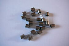 10 X F1.25A/250V FAST BLOW GLASS FUSE 5mm x 20mm (PACK OF 10) ALTAI FUSES