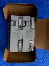 2x Siemens Simatic Interface Modul S5 6ES5 316-8MA12