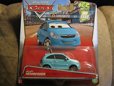 DISNEY CARS #95 WPG FANS SERIES ALLOY HEMBERGER