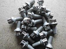 20 Radschrauben Verzinkt M14x1,5x27 R14 Kugel SW17 Mercedes SZ277R14ST Stern