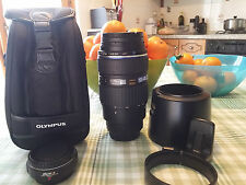 OLYMPUS Zuiko Digital 50-200 mm f/2.8-3.5 ED SWD Lens 4/3 with Micro 4/3 Adapter